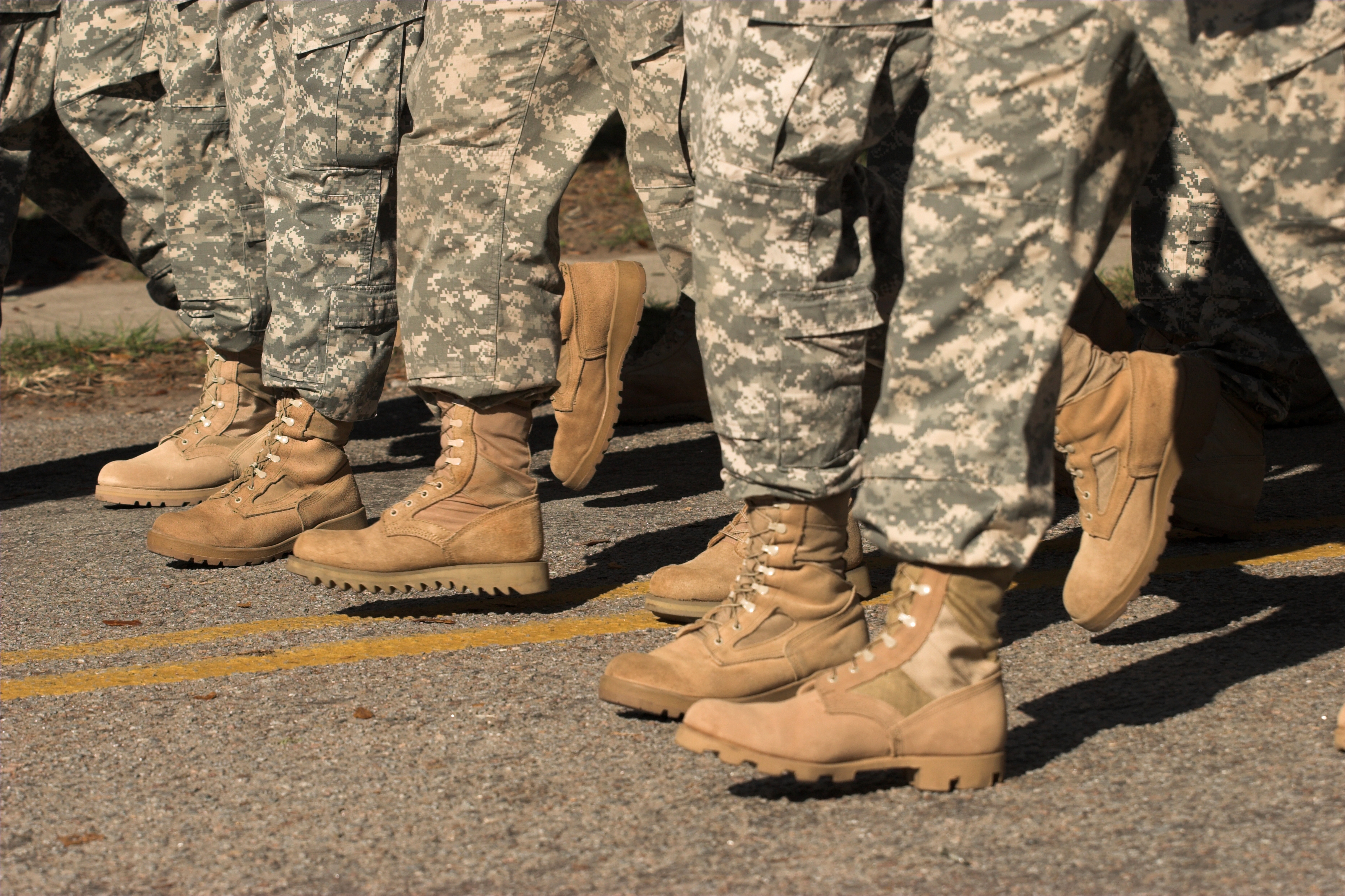U S Army Boots Get An Upgrade Incredible Polyurethane